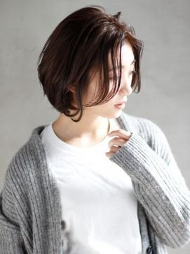 [K-two銀座]乾かして決まる!小顔センシュアルショート/美髪