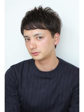 【表参道】Soleil菊地<カジュアルメンズスタイルショート>