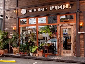 ジャムヘアー プール(JAM hair POOL)(神奈川県足柄下郡湯河原町/美容室)