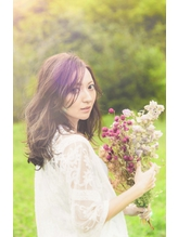 emu☆ほつれウェーブ×オリーブベージュ.49