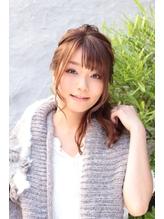 簡単ねじりアレンジ☆.49