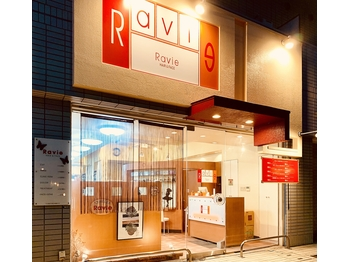 ラヴィ(Ravie)(大阪府大阪市住吉区)