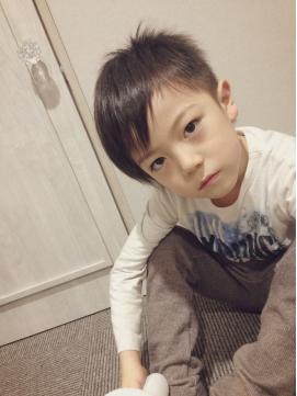 ☆Chouchou☆ Kids cut 定番人気 アシンメトリー♪