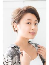 【Rire-リル銀座美容室-】グラマラスなひし形ショートボブ.10