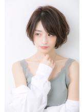 《池袋》【Euphoria松本】小顔王道☆マニッシュショート.25