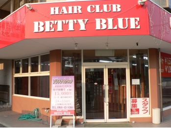 ヘアクラブ ベティ ブルー (HAIR CLUB BETTY BLUE beauty parlor)