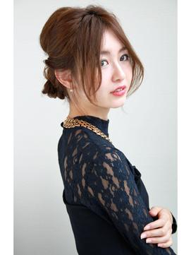 kamibito 赤羽 ロープシニヨン