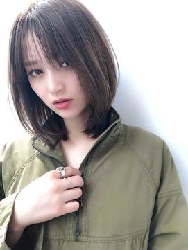 『恋するヘアstylist芹原』キレカワ☆レイヤーボブ