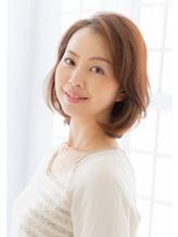 大人女子必見☆揺れるワンカールボブ .15