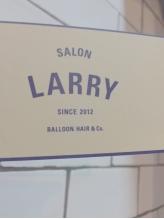 ラリーバイバルーンヘアー(LARRY by BALLOON HAIR)