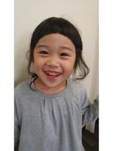 hair  sos ベビーバング(*^^*) キッズ.41