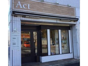 ヘアメイクアクト 松戸店