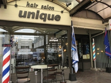 hair salon unique