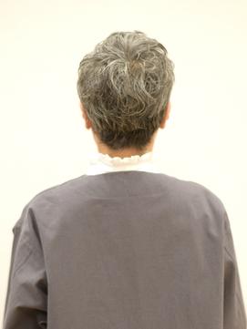 【えがお美容室】50代60代に人気◎骨格補正ショートスタイル