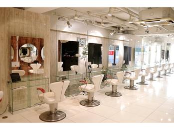 ヘアメイク アース 西船橋店(HAIR & MAKE EARTH)(千葉県船橋市/美容室)