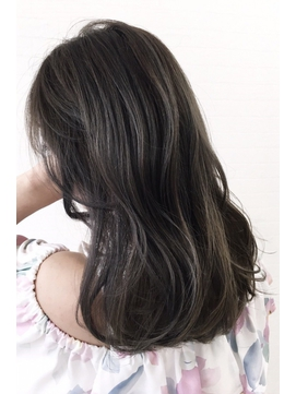 ≪karra蒲田≫黒髪×ハイライト