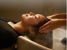 【NEWOPEN★】心地よさに包まれるー...フルフラットになるシャンプー台で、髪だけでなく身体も癒す!