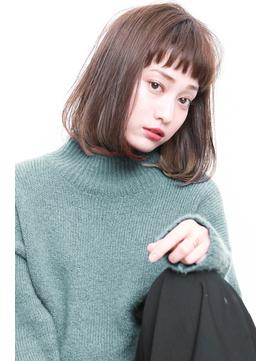 【ナチュラルボブ190】Nori Nakajima