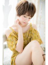 *+高崎+*…女度高め◎前下がりバルーンショートc.48