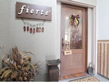 フィエルテ(fierte')(大阪府枚方市/美容室)