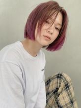 大人可愛いpinkbob【Luxe井上彩】.21