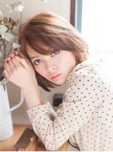 《鷺沼駅》カット+オーガニックカラー+Tr¥5940~ダメージレス技術で髪にもお財布にも優しい◎