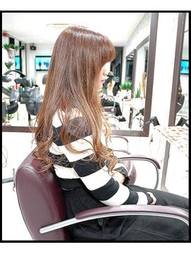 安室奈美恵さんの髪色