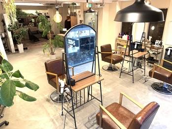 オブハーツ 仙川店(OF HEARTS)(東京都調布市/美容室)
