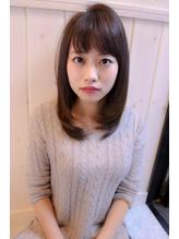 【ReiZ渋谷】ノームコア×うぶバング=女子アナ風☆3 女子アナ.47
