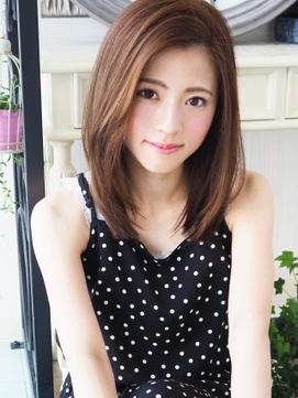 【ジュレベール 松田】 大人ナチュラル☆似合わせ秋カラー