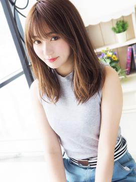 【ジュレベール松田】  Natural 可愛い~ハニーヘア☆