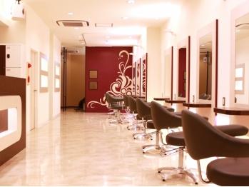 ツインズヘアー ベスティージ 柏駅南口店(TWINS Hair Vestige)(千葉県柏市/美容室)