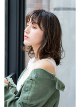 【HONEY表参道】3Dカラー+ゆるモードミディ(SHIHO).15