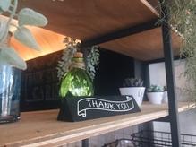 おしゃれなカフェ風店内です!