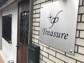 トレジャー ナインティシックス(treasure 96)(大阪府堺市東区/美容室)