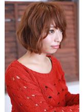 【デュアプレ】オータムボブ 秋色.57