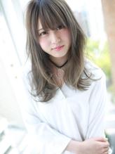 外国人風☆カジュアルセミウェット☆ バレッタ.13