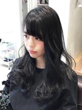 【Liberty/天神/タジマ】ネイビーブラックの可愛いスタイル★ 清楚.21