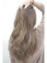 【miel hair blanc】外国人風☆オーシャングレージュ☆ 海外セレブ.45