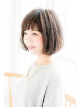 【curio尾山台】 30代40代 モード3Dカラー × ミニマムボブ.36