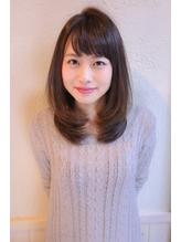 【ReiZ渋谷】ノームコア×うぶバング=女子アナ風☆4 女子アナ.24
