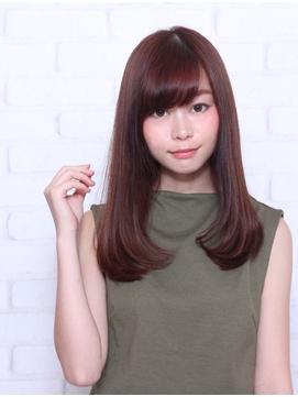 女子アナ風☆美髪スタイル