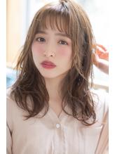 【HONEY】ちょっぴりウルフ/レイヤーミディ(吉田遼平).25