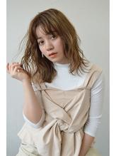 【soy-kufu】抜け感たっぷりゆるウェーブボブ☆.58