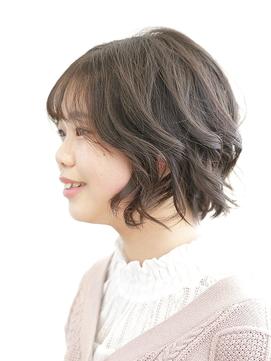 ふわつやショートスタイル★【ヘアアレンジ】