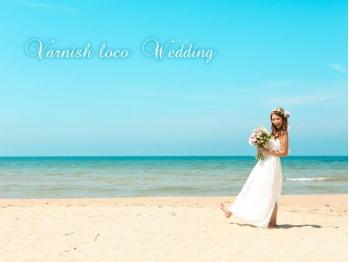 ブライダル ヘアメイク バーニッシュ ロコ ウエディング(Varnish Loco Wedding)