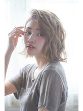 Sweet自由が丘☆大人かわいいデジタルパーマミディアムボブ☆.8