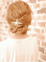 結婚式、パーティなどイベント前にはぜひ【ethical beauty】へ☆あなただけのスタイルを作ってくれますよ♪