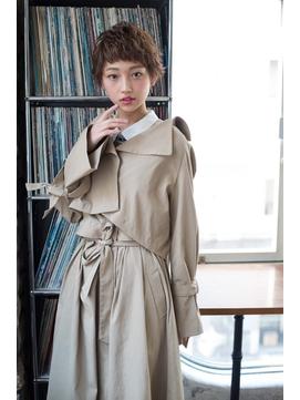 Lond ange【高橋ヒロシ】小顔ひし形シルエットショート