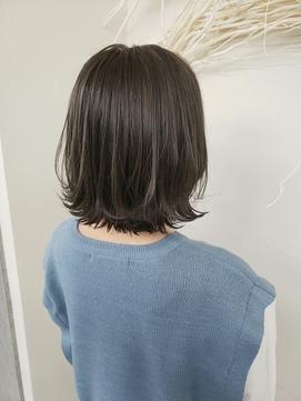 ブルーバイオレット×アディクシーカラー☆